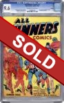 All Winners Comics Vol. 1 #1