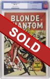 Blonde Phantom #13