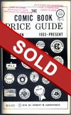 Overstreet Price Guide #1