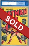 Catman Comics Vol. 3 #2