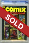 Comix International #2