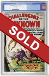 Challengers of the Unknown #24
