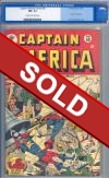 Captain America Comics #50