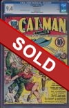 Catman Comics #1
