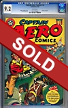 Captain Aero Comics Vol. 4 #2
