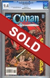 Conan the Adventurer #11