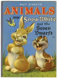 Animals from Snow White and the Seven Dwarfs