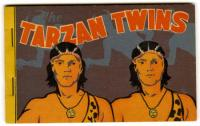 Tarzan Twins Shoe Store Promotional Mini Comic