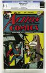 Action Comics #77CGC 9.6 tan/ow