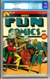 More Fun Comics #56CGC 9.2 w