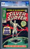 Silver Surfer #1CGC 9.8 ow/w
