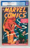 Marvel Comics #1CGC 9.0 ow