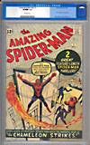 Amazing Spider-Man #1CGC 9.0 ow