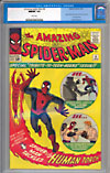 Amazing Spider-Man #8CGC 9.8 w