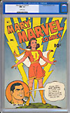 Mary Marvel Comics #1CGC 9.6 ow