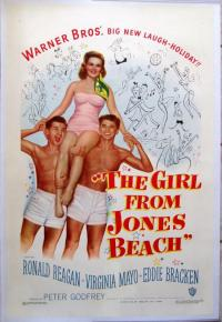 Girl from Jones Beach