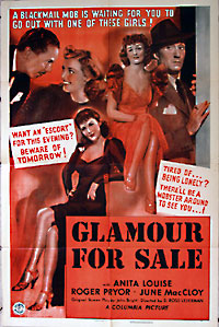 Glamour for Sale