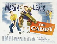 The Caddy Half Sheet Poster
